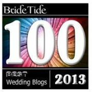 Top 100 Wedding Blogs