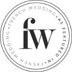 I'm featured on French Wedding Style