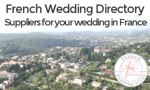 French Wedding Directory - Find suppliers for your Wedding in France