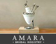 Amara Weddings Bridal Registry - Bridal Registry for France
