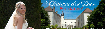 Chateau des Buis - Wedding Venue in France