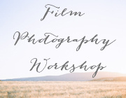 Feather and Stone - Film and Photography workshops