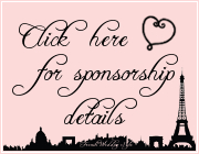 Sponsorship Details for French Wedding Style
