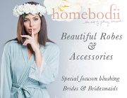 Homebodii Bridal Robes