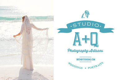 Studio A and Q - French Riviera Wedding Photography