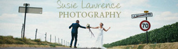Susie Lawrence - Wedding Photography France