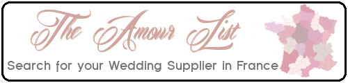 The Amour List - Search for your Wedding Supplier in France