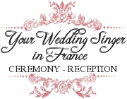 Your Wedding Singer In France - French Wedding Singer