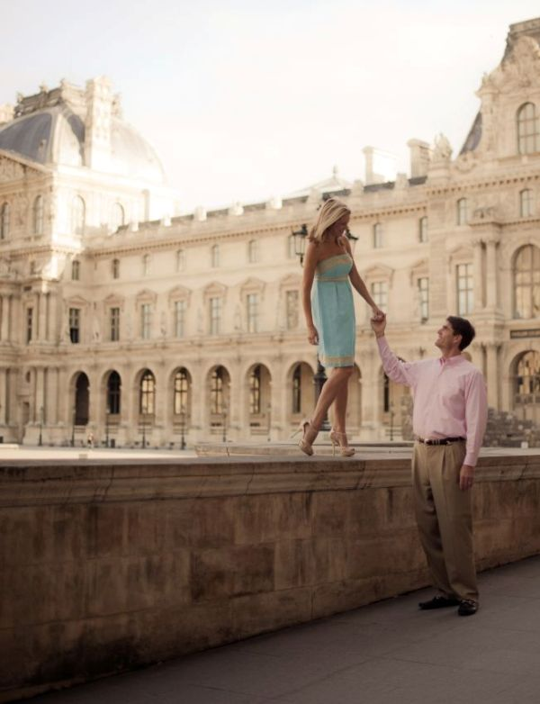 Anniversary Shoot in Paris