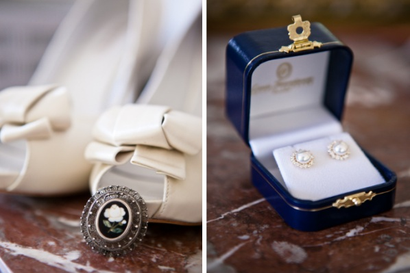 Paris wedding - accessories