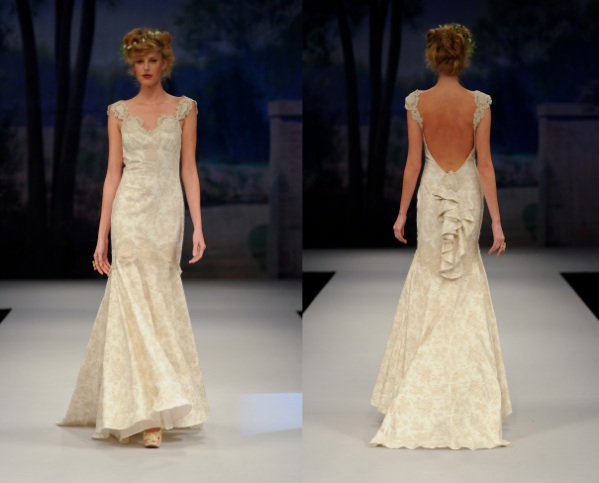 french inspired bridal wear