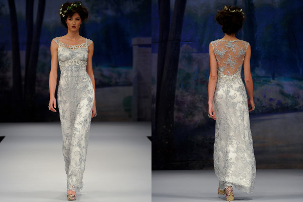 Claire Pettibone - 2012 Beau Monde Bridal Collection