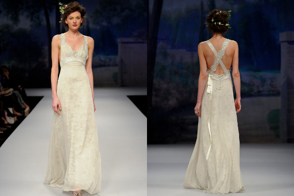 Claire Pettibone - french inspired bridal collection