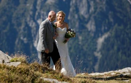 chamonix, france wedding