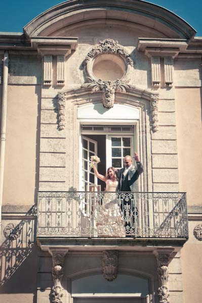 Real Life Wedding Languedoc