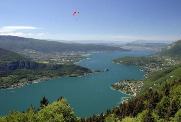 Lake Annecy - Stag Do in France