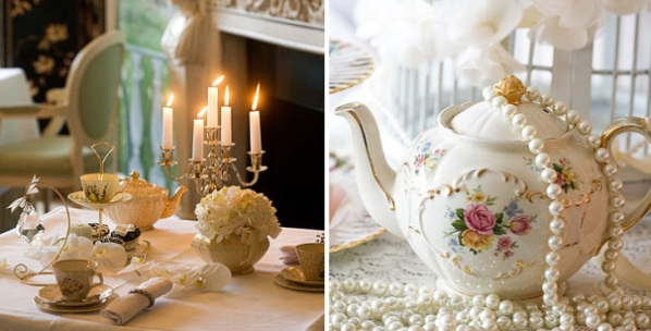 vintageteasets - crockery hire