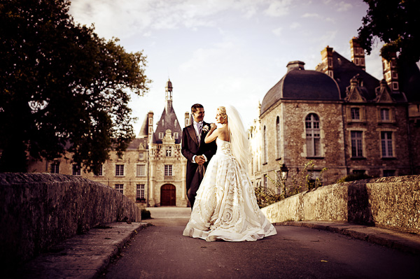 Chateau d'Esclimont France - wedding chateau