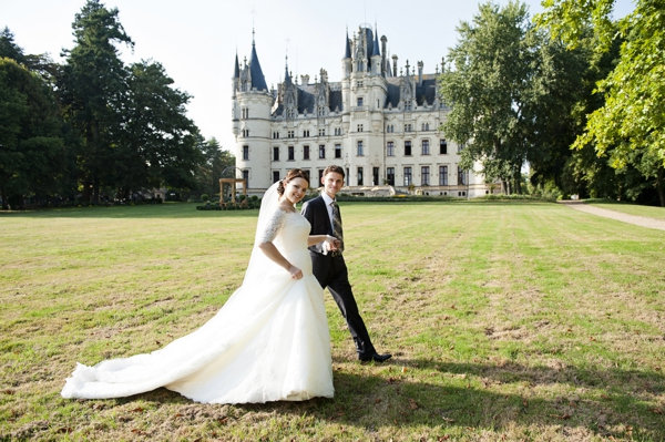 Wedding Venue France Spotlight: Chateau Challain