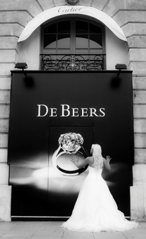 debeers paris shoot