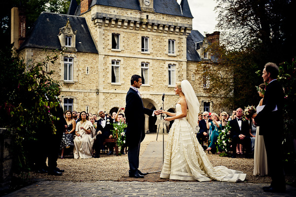french wedding ceremony