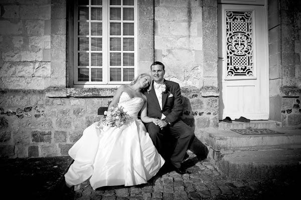 married in france