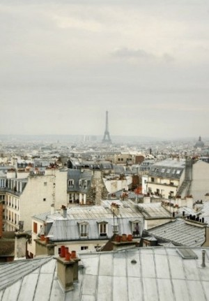 paris scenery