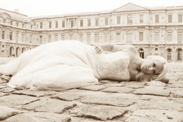 trash the dress france
