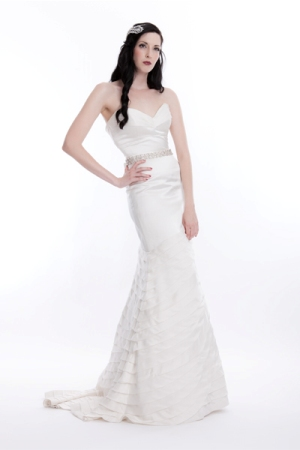 Sarah Houston 2012 Bridal Collection