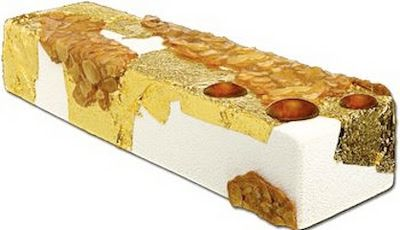 contemporary yule log