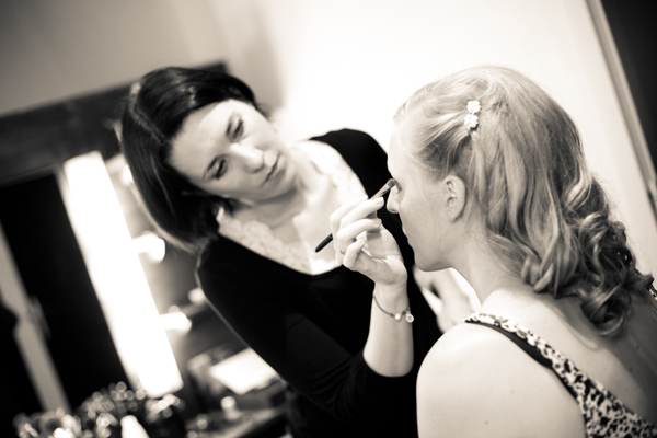 bridal makeup chamonix