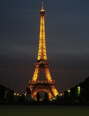 places to propose in Paris