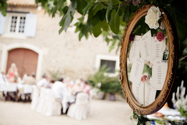french rustic glam wedding