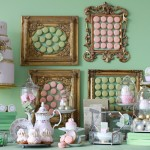 laduree dessert table