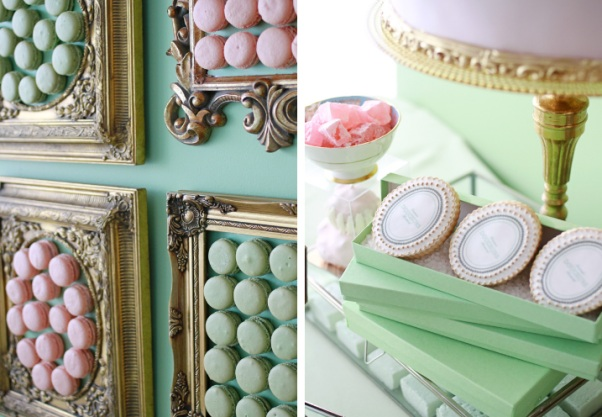 laduree wedding bar