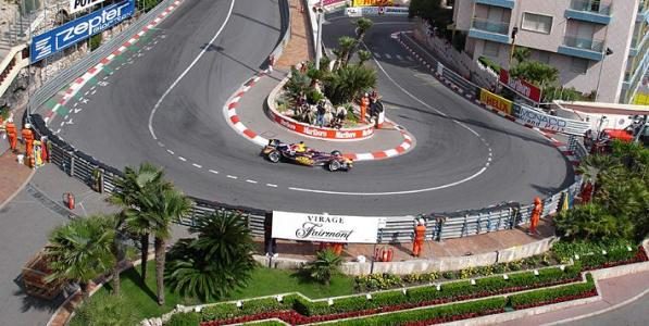 monaco grand prix honeymoon