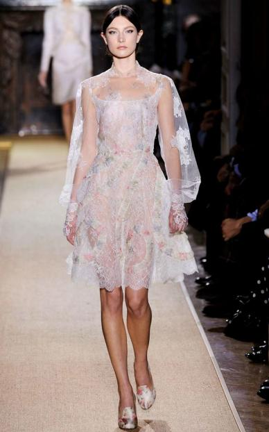valentino 2012 short dress