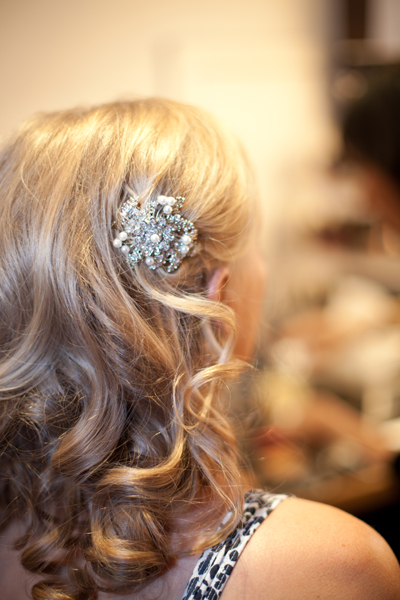 wedding hair france