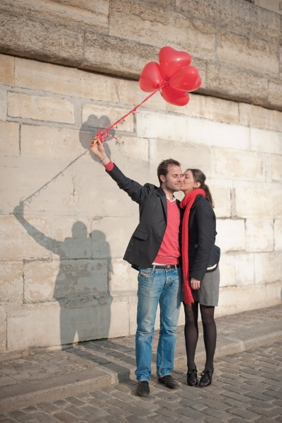 Valentines Day Paris
