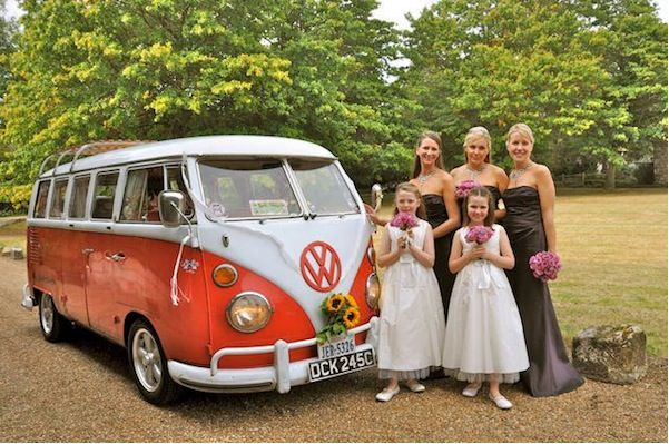 alternative wedding transport France