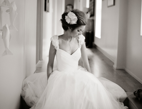shabby chic wedding dress