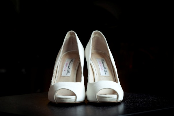 french wedding shoes