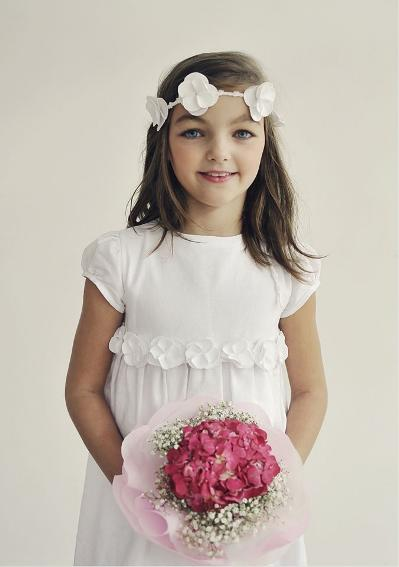 girls flower girl dress