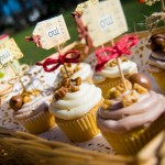 french rustic cupcakes