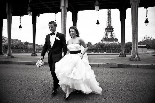 marry in Paris