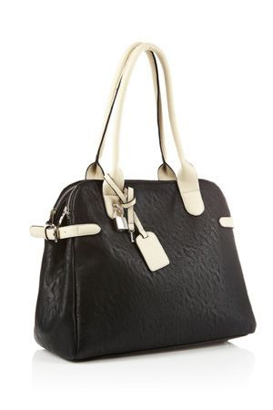 monochrome handbags