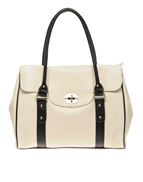 monochrome wedding bag