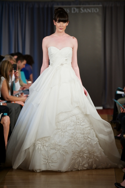 Ines di santo fall winter 2012 collection for French style wedding dresses