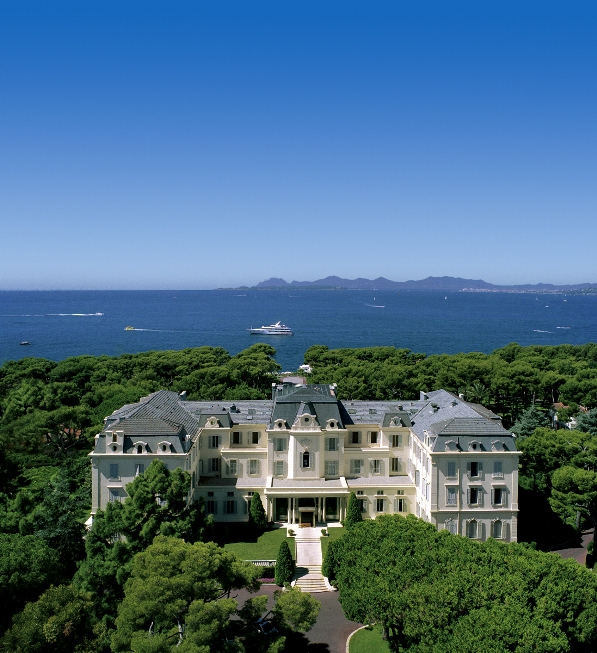 Hotel du Cap wedding venue