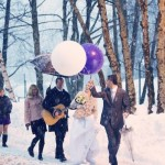 real life chamonix wedding